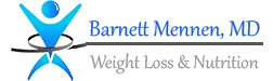 Dr. Barnett Mennen: Long-Term Weight Loss Success Logo