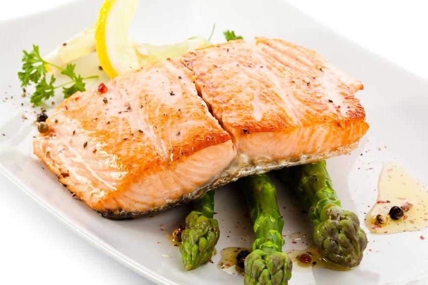 Paleo Diet Salmon recepie